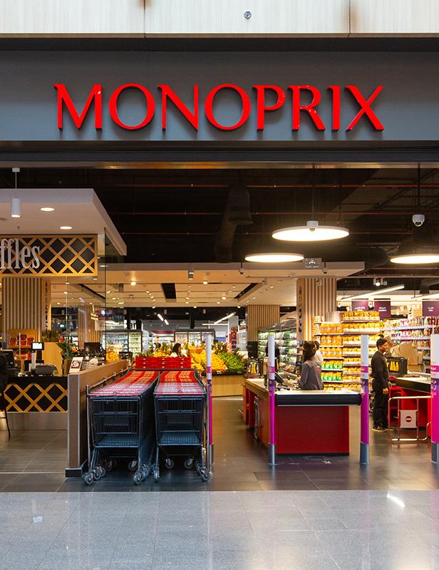 About Monoprix